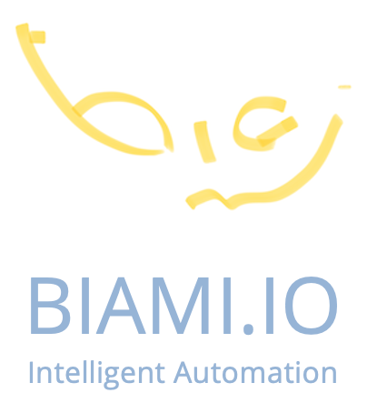 BIAMI.IO - Intelligent Automation
